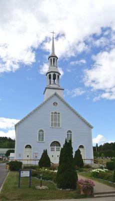 La belle église et la politique culturelle de Chertsey