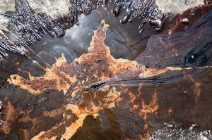 Les sables bitumineux d'Athabaska