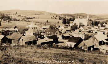 Histoire de Chertsey: fondation