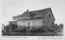 Maison de Melle E. Curotte