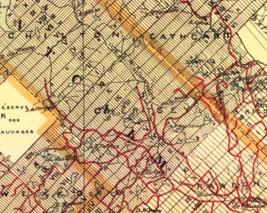 Chertsey en 1894