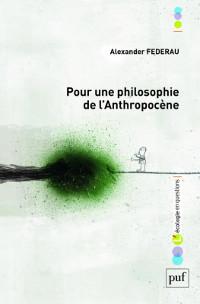Philosophie de l'Anthropocène