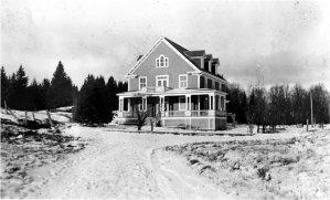 Nominingue: Villa Saint-Joseph devenue le Provincialat