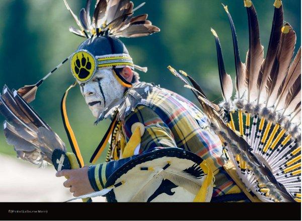 Les québécois et les amérindiens