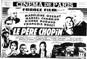 """Le """"Père Chopin"""" ou """"L'oncle du Canada"""""""
