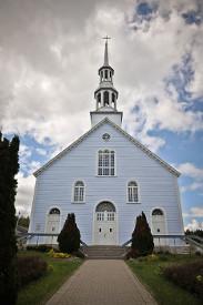 La belle Église de Chertsey