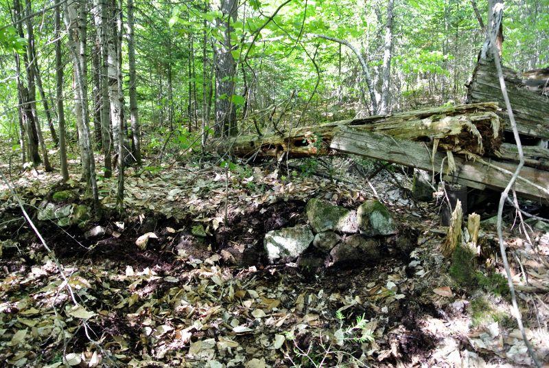 Des fondations en pierre