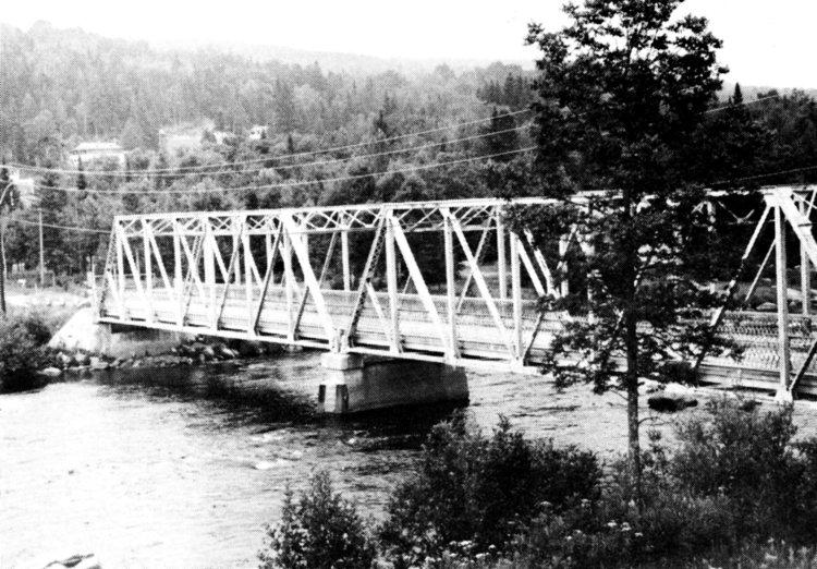 Le pont du Gouvernement