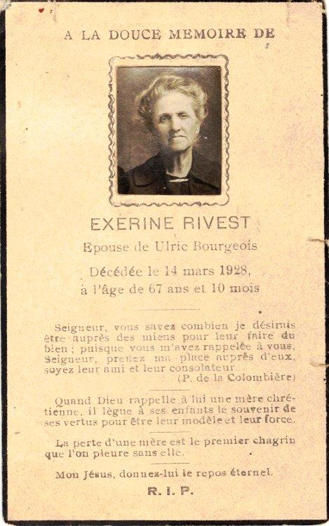 Exerine Rivest