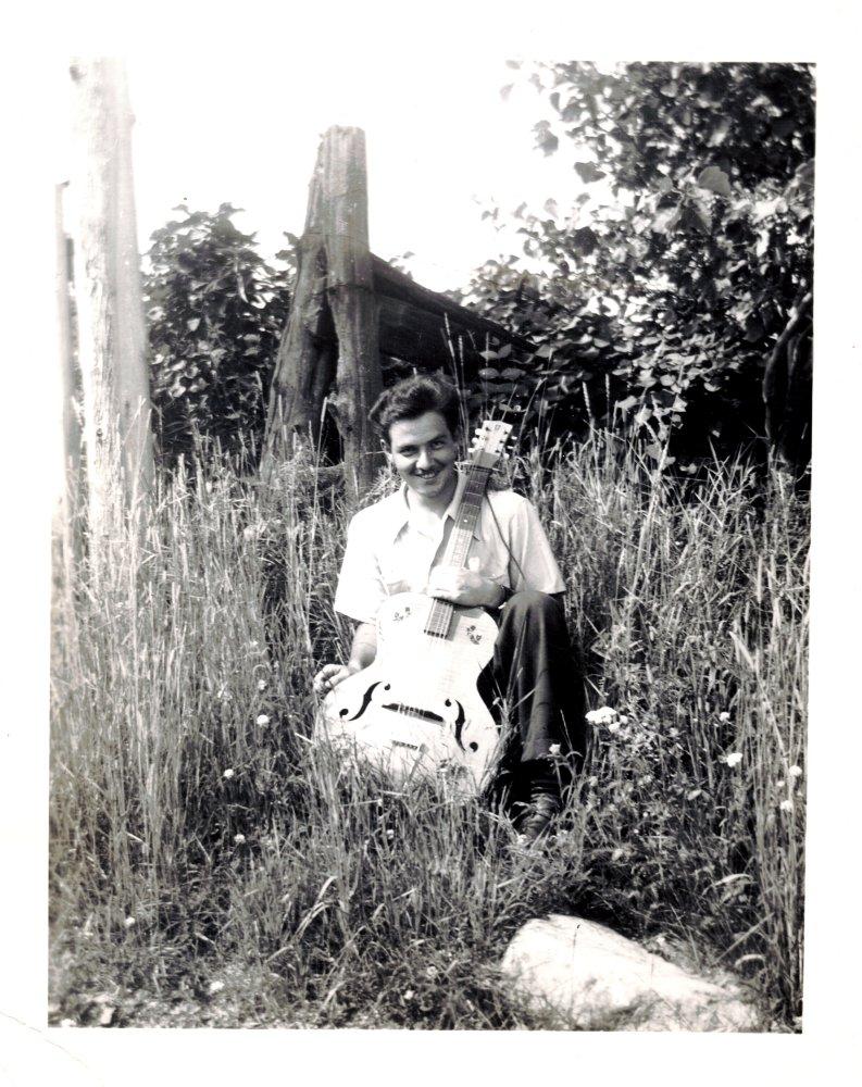 Roger Miron à Chertsey