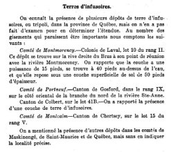 Terres d'infusoires à Chertsey