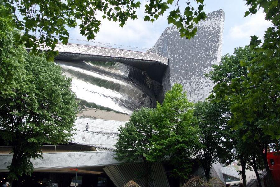 Salle de l'Orchestre Philharmonique de Paris