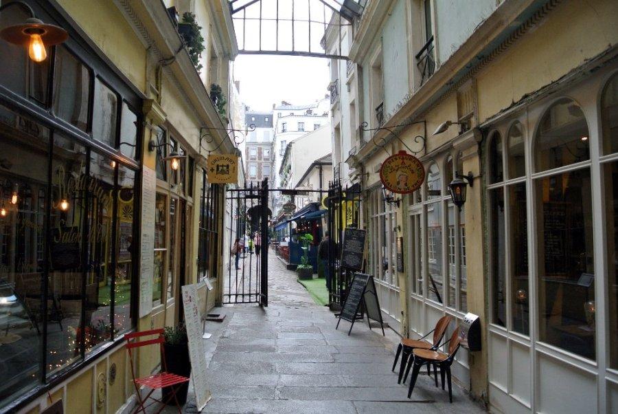 Ruelle de St-Germain des Prés