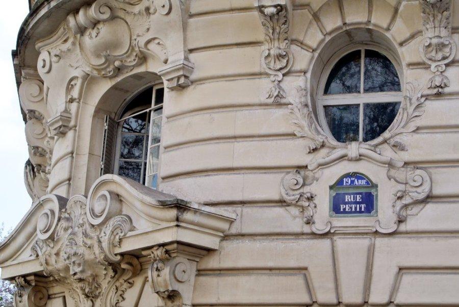 Rue Petit, 19ème