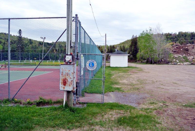 Le Parc Municipal: un entretien négligé
