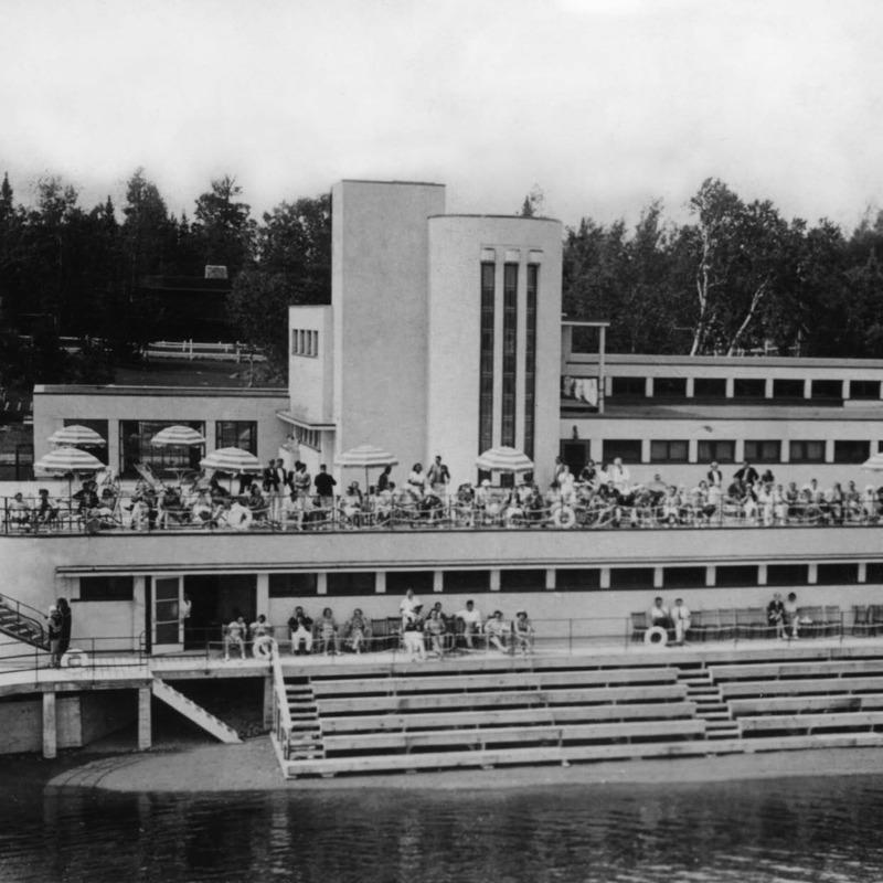 "Le ""sporting-club"" 1939"