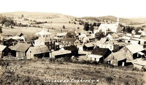 Chertsey village nourricier
