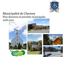 Plan directeur de Chertsey 2018-2020
