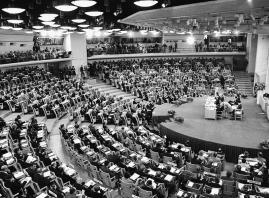 ONU, conférence de Stockholm sur l'environnement - 1972
