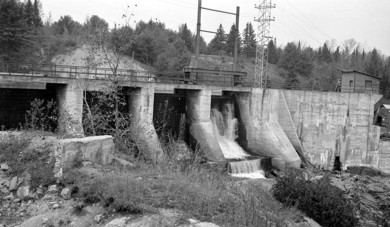 Centrale Électrique de Rawdon -1938 (2)