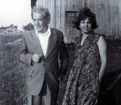 Félix Leclerc et Monique Leyrac