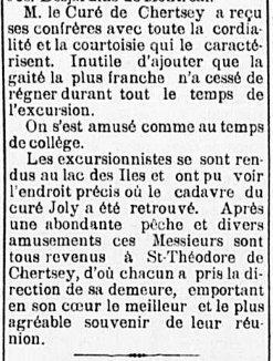 L'Étoile du Nord 25 juillet 1901