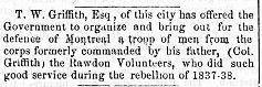 Montreal Herald 23 décembre 1861