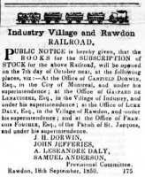 Montreal Herald 20 septembre 1850