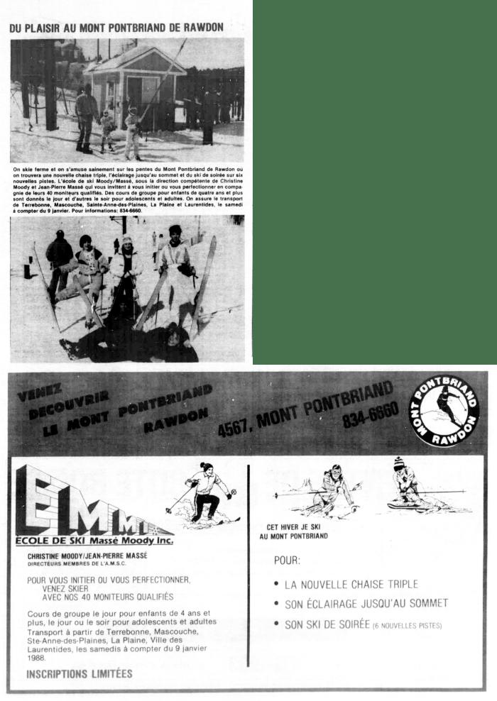 La Revue 24 novembre 1987