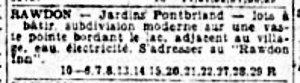 La Presse 22 juin 1946