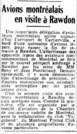 La Presse 24 septembre 1949