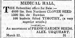 Montreal Herald 9 avril 1846