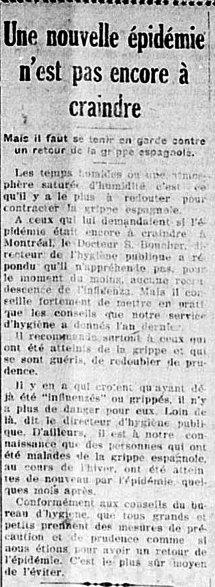 L'Étoile du Nord 10 avril 1919