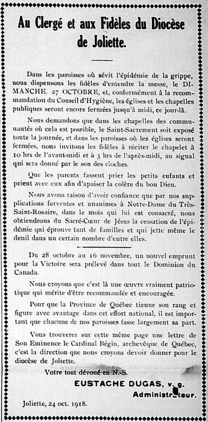 L'Étoile du Nord 24 octobre 1918
