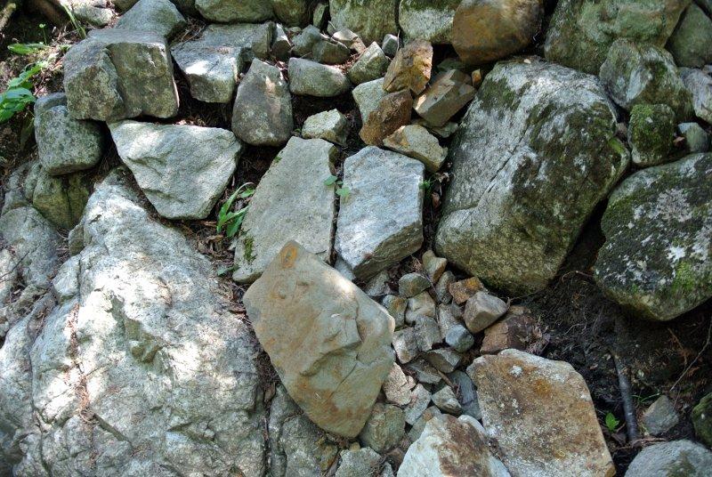 Des pierres taillées de toutes les couleurs