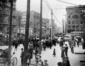 Manifestation anti-conscription