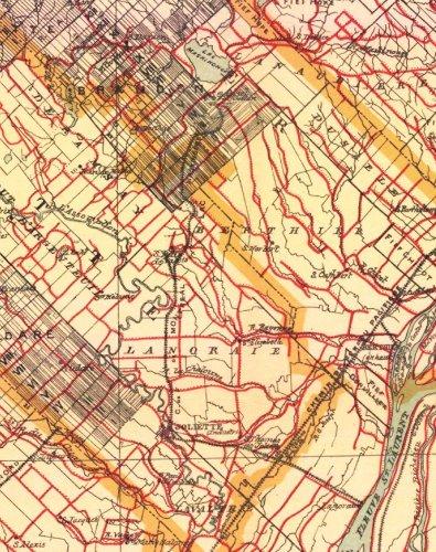 Les trains de Joliette 1894