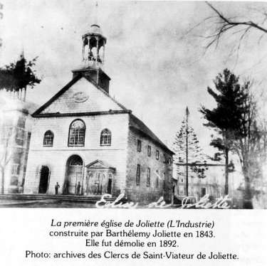 Première église de Joliette