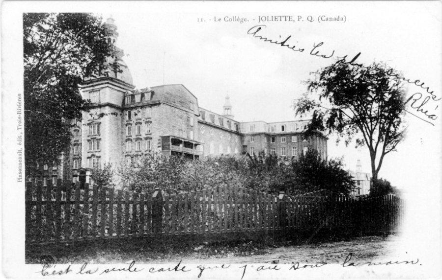 Le collège de Joliette