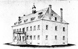 Le premier collège de Joliette