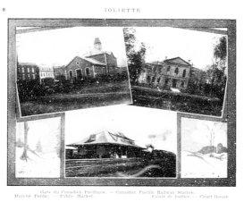 Avantages de Joliette en 1913