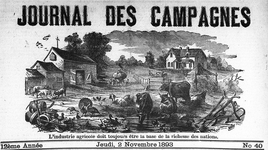 Le Journal des Campagnes