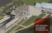 Domaine  seigneurial  de  Mascouche