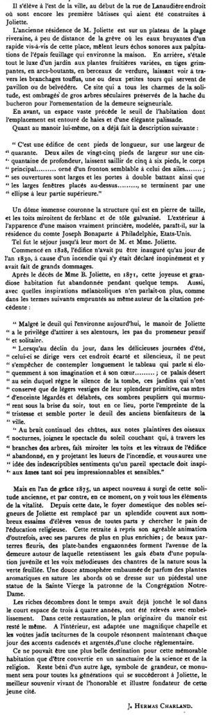 La Revue Canadienne 1887