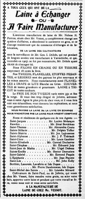 L'Étoile du Nord 28 septembre 1911