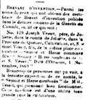 Gazette de Joliette 24 janvier 1870