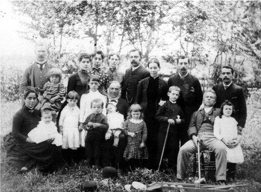 La famille Vessot