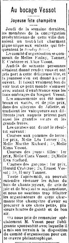 L'Étoile du Nord 16 août 1906