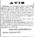 La Gazette de Joliette 13 avril 1877