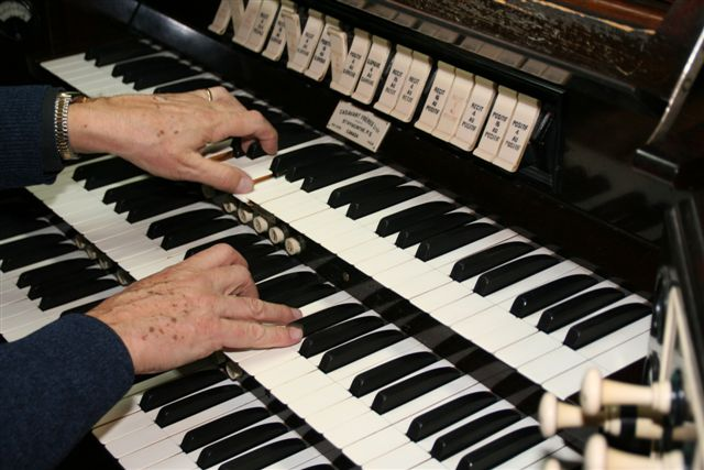 L'orgue Casavant